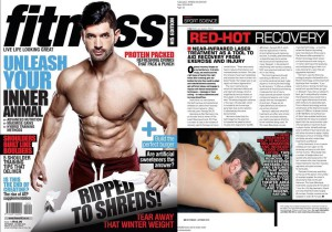 Fitness His Edition Full Page PR - PR Value R76,549.95