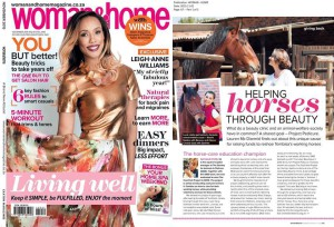 Woman & Home Double Page PR - Page 1 of 2 - PR Value of DPS R366,000.00