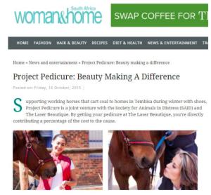 Woman & Home Online PR - PR Value R172,511.85
